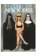 Postcard - From The New Yorker -  Issue July 30 2007 - Cover By Anita Konz - New - Zonder Classificatie