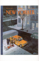 Postcard - From The New Yorker -  Issue October 31 1983 - Cover By Charles Addams - New - Zonder Classificatie