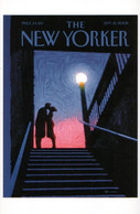 Postcard - From The New Yorker -  Issue September 15 2008 - Cover By Eric Drooker - New - Zonder Classificatie
