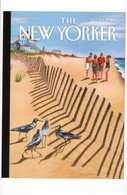 Postcard - From The New Yorker -  Issue July 11 And 18 2011 - Cover By Mark Ulriksen - New - Zonder Classificatie