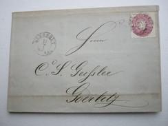 1864 ,  HERRNHUT , Brief