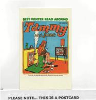 Postcard - Girls Comics 1970s - Tammy & June 25th January  1975  New - Postcards