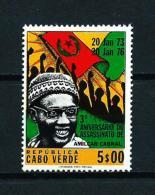 Cabo Verde  Nº Yvert  374  En Nuevo