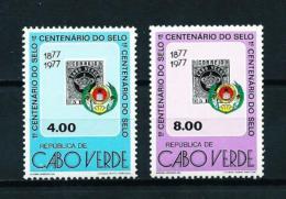 Cabo Verde  Nº Yvert  393/4  En Nuevo