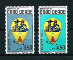 Cabo Verde  Nº Yvert  443/4  En Nuevo