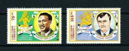 Cabo Verde  Nº Yvert  471/2  En Nuevo