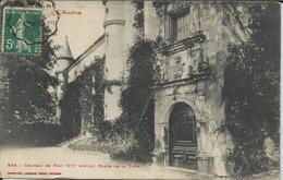 CP - 09 - Chateau De Prat - Porte De La Tour - France