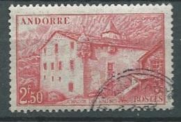 Andorre - Yvert N° 105 Oblitéré    - Cw23709