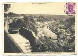 CPSM Dinan Tour Sainte Catherine Et Vue Générale Sur La Rance