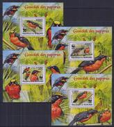 V31 Burundi - MNH - Animals - Birds - Deluxe - 2011 - WWF