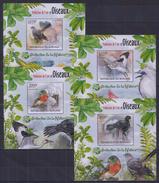 V31 Burundi - MNH - Animals - Birds - Deluxe - 2012