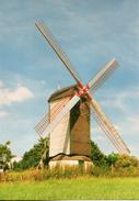Belgique. Zwevegem. Moulin. Grand Format - Zwevegem