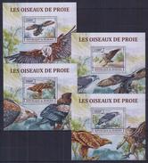 V31 Burundi - MNH - Animals - Birds - Deluxe - 2013