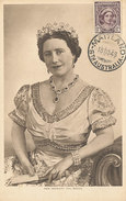 D28783 CARTE MAXIMUM CARD 1948 AUSTRALIA - QUEEN ELISABETH CP ORIGINAL