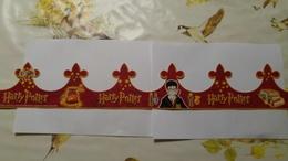 Couronne Des Rois Harry Potter - Personen