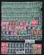 Lot-13 Industrie Und Technik 200 Stamps – Used/oblitérés (O) Deutschland /Germany