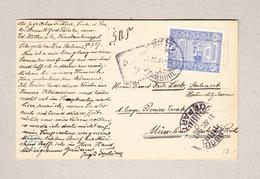 Türkei Istambul 30.7.1917 Ansichtskarte Nach München - 1858-1921 Empire Ottoman