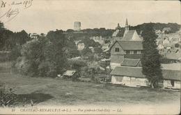Château Renault - Vue Générale (sud Est) Pas Courante - France
