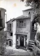 Eze-Village (A. M.). Auberge Le Troubadour