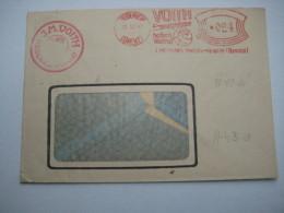 Firmen Freistempel , Meterstempel Auf Beleg Aus   1947 , Heidenheim