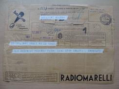 Italy Telegram 1934-05-34 Telegramma Diana Advert Tennis Skiing Ski Tiro Fishing Football Horseracing Auto Moto Avio
