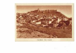 Cpa - PORTUGAL - PALMELA - VILA E CASTELO  -