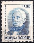 (A) Argentina 1981 - General San Martin - Argentina