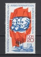 Allemagne DDR 1976 : Y&T N° 1822 **, MNH. Cote Y&T 2011 : 0,60 €. Fraicheur Postale !!