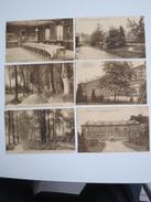 Evergem Sleidingen Sleydinge Institut Hydrothérapique Pour Messiers 6 Postkaarten