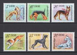 Allemagne DDR 1976 : Y&T N° 1831/36 **, MNH. Cote Y&T 2011 : 5 €. Fraicheur Postale !!