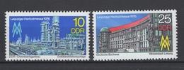 Allemagne DDR 1976 : Y&T N° 1837/38 **, MNH. Cote Y&T 2011 : 0,90 €. Fraicheur Postale !!