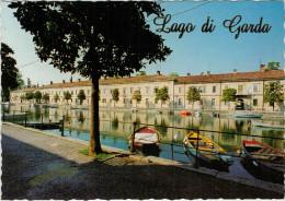 PESCHIERA  DEL  GARDA   LAGO DI GARDA       (NUOVA) - Italia