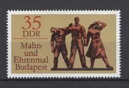 Allemagne DDR 1976 : Y&T N° 1845 **, MNH. Cote Y&T 2011 : 0,75 €. Fraicheur Postale !!