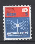 Allemagne DDR 1976 : Y&T N° 1846 **, MNH. Cote Y&T 2011 : 0,50 €. Fraicheur Postale !!