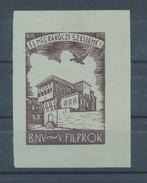 1937. Rakoczi Airmail Commemorative Sheet II. :) - Feuillets Souvenir
