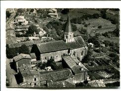 CP - CHAMPDENIERS        (79)  L EGLISE ROMANE - Champdeniers Saint Denis