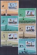W31 Comoros - MNH - Animals - Birds - Deluxe - 2008