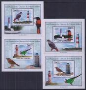 W31 Comoros - MNH - Animals - Birds - Deluxe - 2009