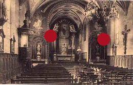 FROIDTHIER Intérieur De L'église CLERMONT THIMISTER - Thimister-Clermont