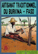 Afrique- Artisanat Traditionnel Du BURKINA-FASO BURKINA FASO *PRIX FIXE - Burkina Faso