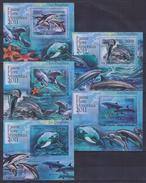 W31 Comoros - MNH - Marine Life - Deluxe - 2011