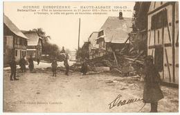 CP Franchise Militaire FM - Cachet Trésor Et Postes - Secteur Postal 161 étoile 5 - 29-03-1915
