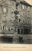 A 4605 - Thann (68) Fontaine Des Vignerons - Thann