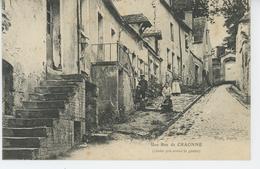 Une Rue De CRAONNE