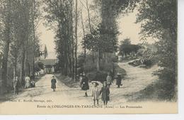 Entrée De COULONGES EN TARDENOIS - Les Promenades