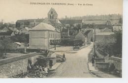 COULONGES EN TARDENOIS - Vue Du Centre