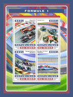 NIGER 2016 ** Formula 1 Formel 1 Formule 1 M/S - OFFICIAL ISSUE - A1707