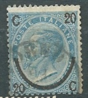 Italie  - Yvert N°  22 Oblitéré - Cw 238 09