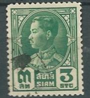 Siam    - Yvert N° 194 Oblitéré - Cw 238 15 - Siam