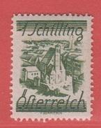 1925 ** (sans Charn., MNH, Postfrish)  Yv  349Mi  466ANK 466 - Ungebraucht